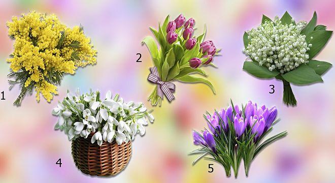 ტესტი - აირჩიე ყვავილი და გაიგე რა სიურპრიზი გელოდება გაზაფხულზე