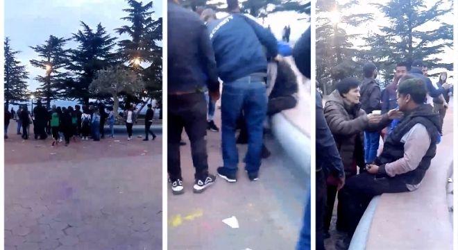 ქართველმა ბიჭებმა ინდოელი ბიჭები სცემეს - რა მოხდა მთაწმინდის პარკში?