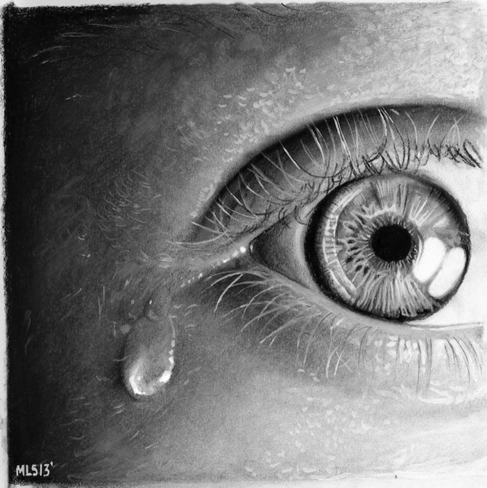 თვალის ჰიპერრეალისტური ნახატები მხატვარ მარტინ ლინჩ-სმიტისგან (12 ნახატი)