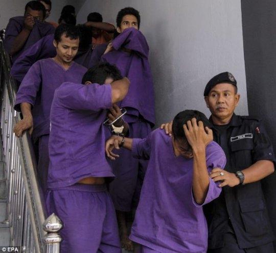 15 წლის გოგონაზე 38 მამაკაცი რამდენიმე საათის განმავლობაში ძალადობდა