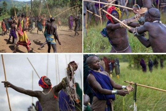 როგორ  უნდა  მოიპოვოთ  საცოლე  ეთიოპიაში (21 ფოტო)