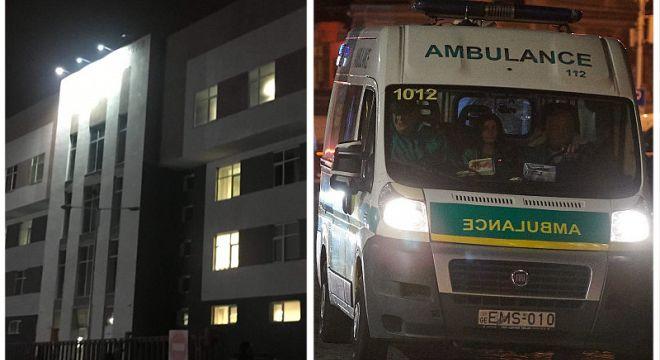 რამდენიმე წუთის წინ თელავის საავადმყოფოში ერთიდაიგივე დიაგნოზით 4 მამაკაცი გადაიყვანეს